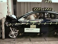 2013 Buick Verano and Ford Focus Receive 5-Star NHTSA Rating