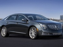 Cadillac XTS Safety Seat Alerts Drivers to Crash Threats