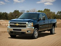 GMC Sierra and Chevrolet Silverado Bi-Fuel Pickups Begin Production