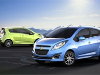 GM to Produce Chevrolet Spark All-Electric Vehicle