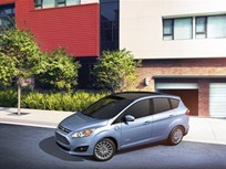 Ford Estimates 2013-MY C-MAX Energi Will Get 95 MPGe