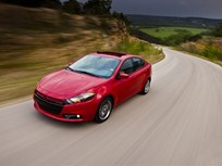 Chrysler Says 'Aero' Model of 2013-MY Dodge Dart Will Get 41 MPG Highway