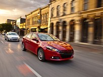 2013-MY Dodge Dart Receives 5-Star NHTSA Safety Rating