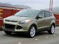 2013-MY Escape Models EPA-Certified at 30 MPG or More, Ford Says