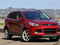 2013-MY Ford Escape Wins <i>Popular Mechanics</i> Car of the Year