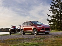 2013 Ford Escape Provides More Towing Power with EcoBoost Engine