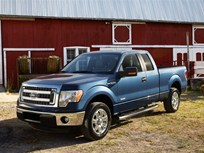 Ford Reveals New Features on 2013-MY F-150