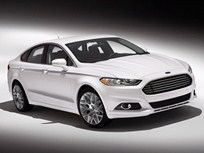 IIHS Names 2013 Ford Fusion Top Safety Pick