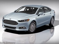 2013 Fusion Energi Plug-in Hybrid Rated at 108 MPGe by EPA