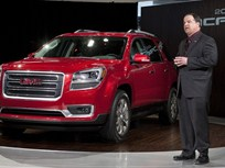 GM Unveils New 2013-MY GMC Acadia at Chicago Auto Show