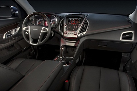 Gm Sets Retail Pricing For 2013 My Gmc Terrain Denali Suv