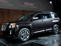 GM to Offer 2013 Terrain Denali Luxury Small SUV in Q3 2012