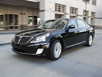 2013-MY Hyundai Equus Features Engine and Transmission Updates