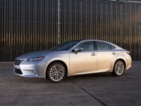 All-new 2013-MY Lexus ES 350 and 300h Hybrid Feature More Cabin Space, Improved Handling