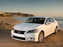 Lexus Boosts MPG on All-New 2013 GS 450h