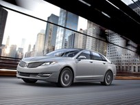 2013-MY Lincoln MKZ Hybrid to Get 45 MPG Across the Board, Ford Reports