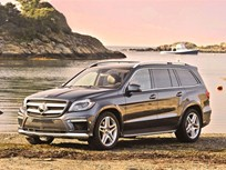 2013 Mercedes-Benz GL-Class Named <i>Motor Trend</i> Sport/Utility of the Year