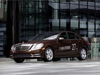 Mercedes-Benz to Launch 2013-MY E400 Hybrid in U.S.