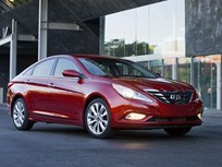 Hyundai Adds New Standard Equipment to 2013-MY Sonata