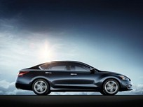 Nissan Improves Altima MPG to 31 Combined for 2013 Model-Year