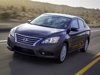 Nissan Says All-New 2013 Sentra to Get 34 MPG Combined