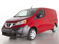 Nissan Says It's On Track to Sell 200,000 NV200 Vans Globally by End of FY-2013