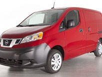 Nissan Previews NV200