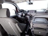Nissan Shows 2013 NV200 Cargo Van in Chicago