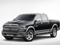 2013-MY Ram 1500 to Deliver More Power and Fuel Savings