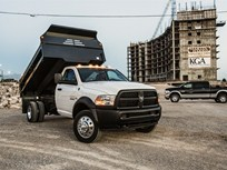 Chrysler Details 2013 Ram Chassis Cabs in Halo Truck Line