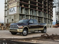 Ram 2500 and 3500 HD Trucks to Start Production in Early 2013