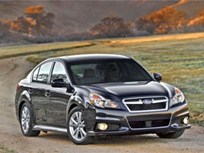 New 2013-MY Subaru Legacy to Get 32 MPG Highway