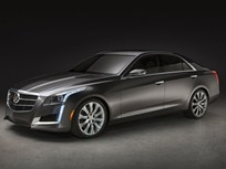 Cadillac Launches All-New 2014 CTS Sedan in New York