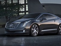 Cadillac Debuts 2014 ELR Extended-Range EV in Detroit