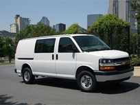 GM Adds Five-Passenger Cargo Van Model to 2014 Chevrolet Express Lineup