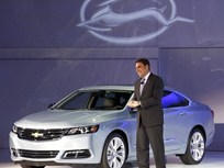 GM Unveils All-New 2014-MY Chevrolet Impala in New York
