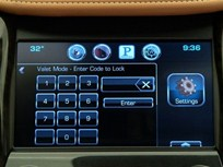2014 Chevrolet Impala Offers Secure Info Storage Feature