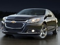 GM Makes Chevrolet Malibu More Fuel Efficient and Roomier for 2014