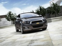 GM Adds New Safety Features to Chevrolet Sonic for 2014
