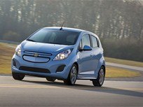 GM Says 2014 Chevrolet Spark EV to Get EPA-Estimated 119 MPGe
