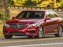 2014-MY E250 BluTEC Sedan Achieves EPA-Estimated 45 MPG