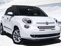 Fiat Debuts All-New 2014 Fiat 500L