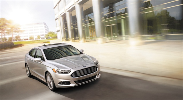 The 2014 Fusion is one of the models being recalled by Ford. Photo courtesy of Ford.