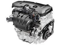 GM Improves Chevrolet Impala's 2.5L Ecotec Engine Fuel Economy for 2014