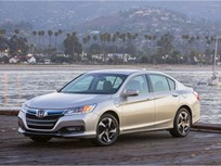 2014 Honda Accord PHEV 1st to Meet California's Strictest Emissions Standard