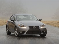 Toyota Shows All-New 2014 Lexus IS in Detroit