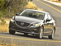 Mazda6 Recalled to Fix Fuel Tank