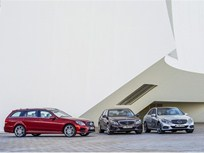 Mercedes Introduces Updated 2014-MY E Class Sedan and Wagon