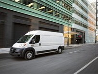 Chrysler Reveals 2014 Ram ProMaster Full-Size Van