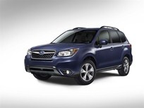 Subaru Unveils All-new 2014-MY Forester Crossover SUV